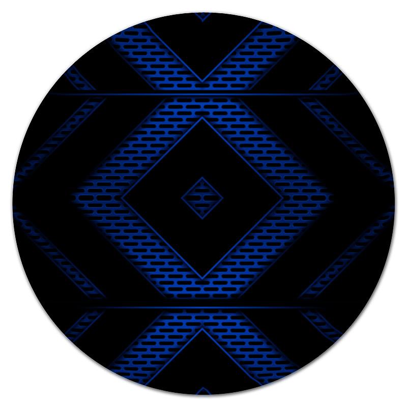 Коврик для мышки (круглый) Printio Графический узор