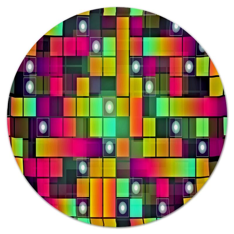 Коврик для мышки (круглый) Printio Графика