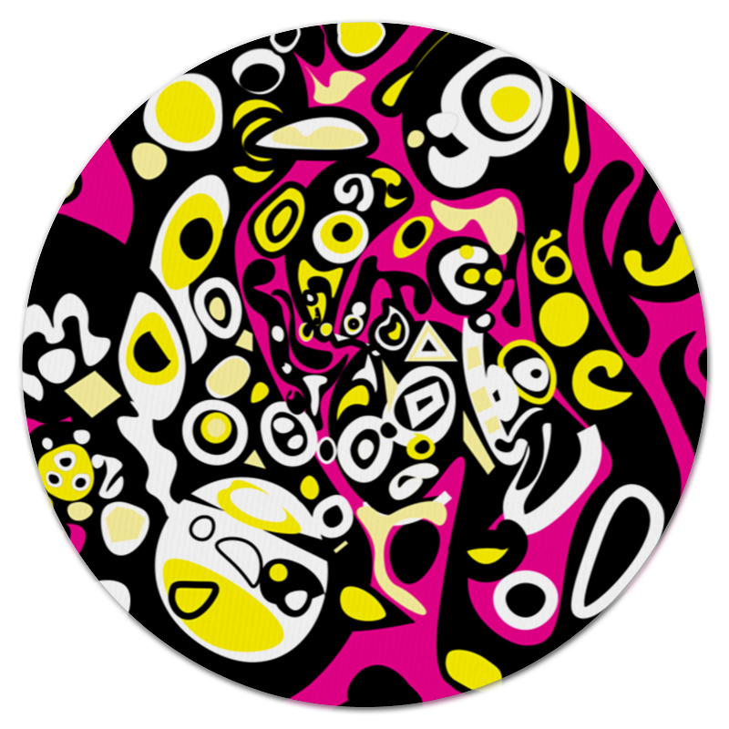 Коврик для мышки (круглый) Printio Iommm50233