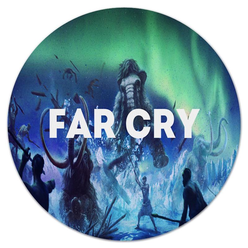 Коврик для мышки (круглый) Printio Far cry коврик для мышки printio far cry 4