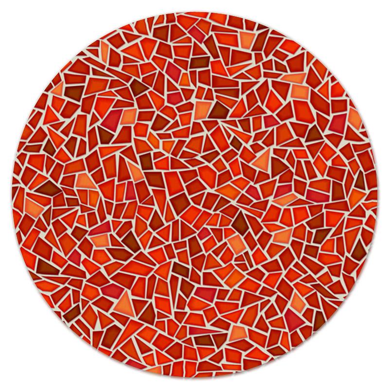 Коврик для мышки (круглый) Printio Мозаика