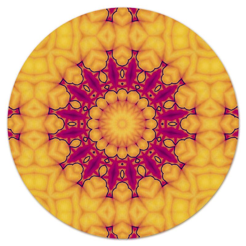 Коврик для мышки (круглый) Printio Helicologie коврик для мышки круглый printio банана