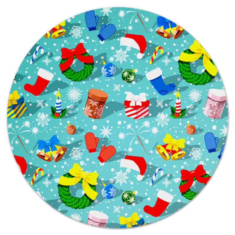 Коврик для мышки (круглый) Printio Подарки сумка printio подарки