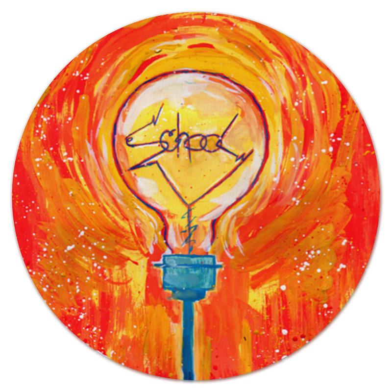 Коврик для мышки (круглый) Printio School лампочка криптоновая maglite к арт s4 в блистере 947261