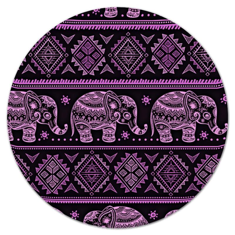 Коврик для мышки (круглый) Printio Индия