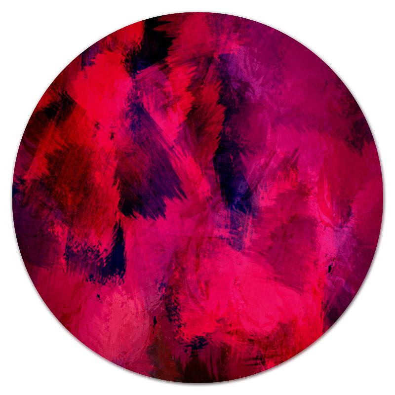 Коврик для мышки (круглый) Printio Оттенки красок