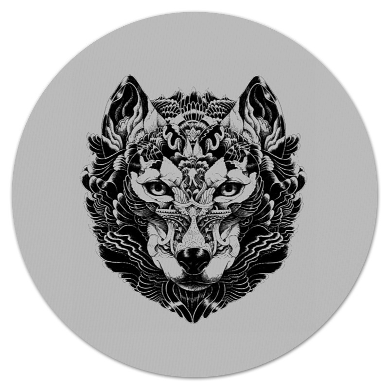 лучшая цена Printio Волк стилизация 2