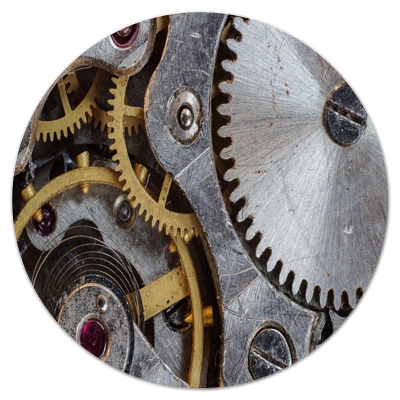 Коврик для мышки (круглый) Printio Механизм
