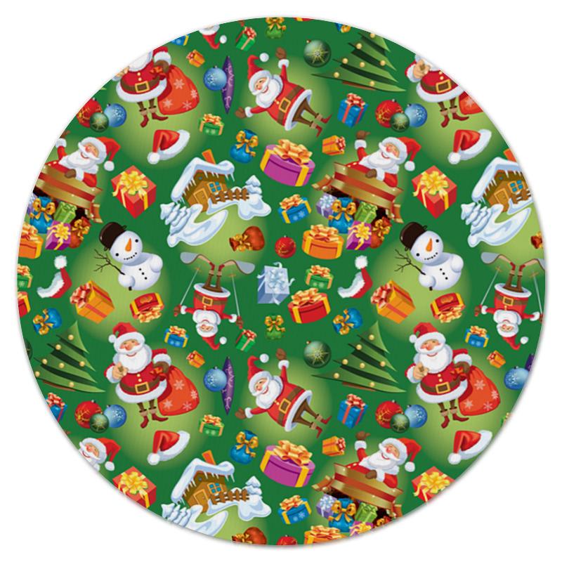 Коврик для мышки (круглый) Printio Подарки