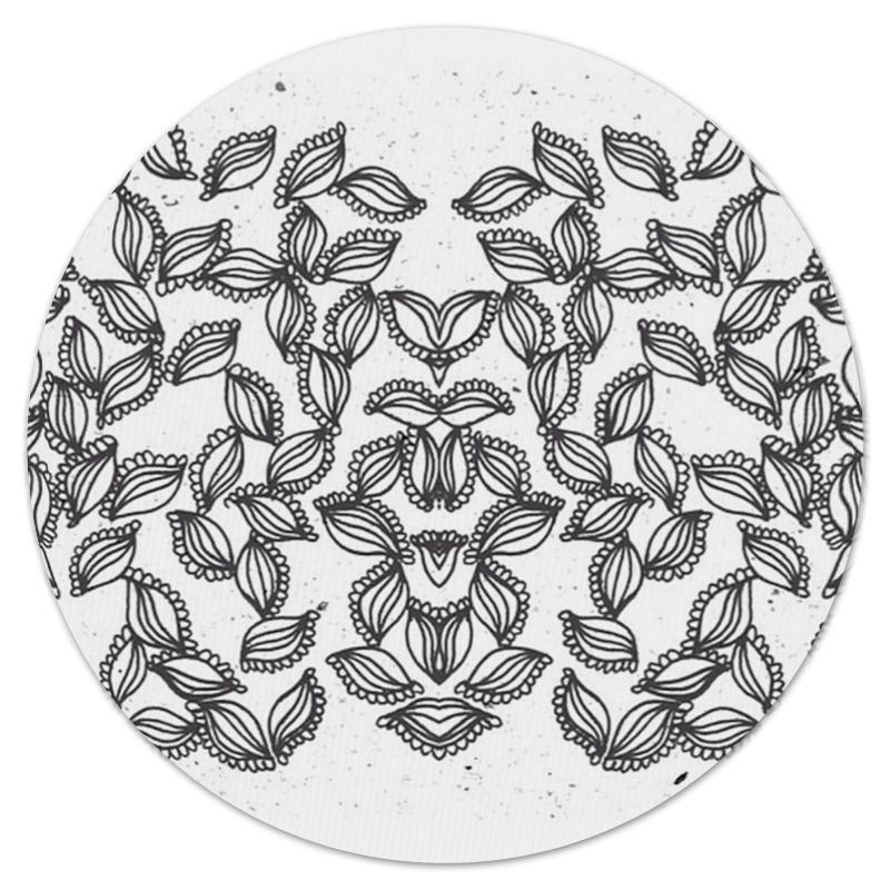 Коврик для мышки (круглый) Printio Ракушки runail дизайн для ногтей ракушки 0284