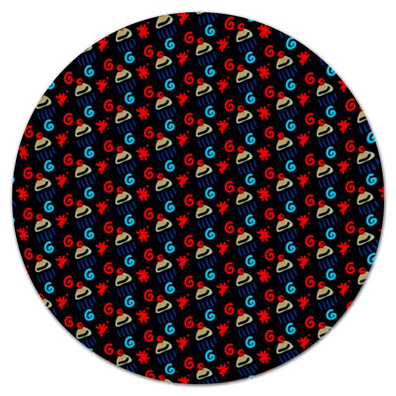 Коврик для мышки (круглый) Printio Кексик