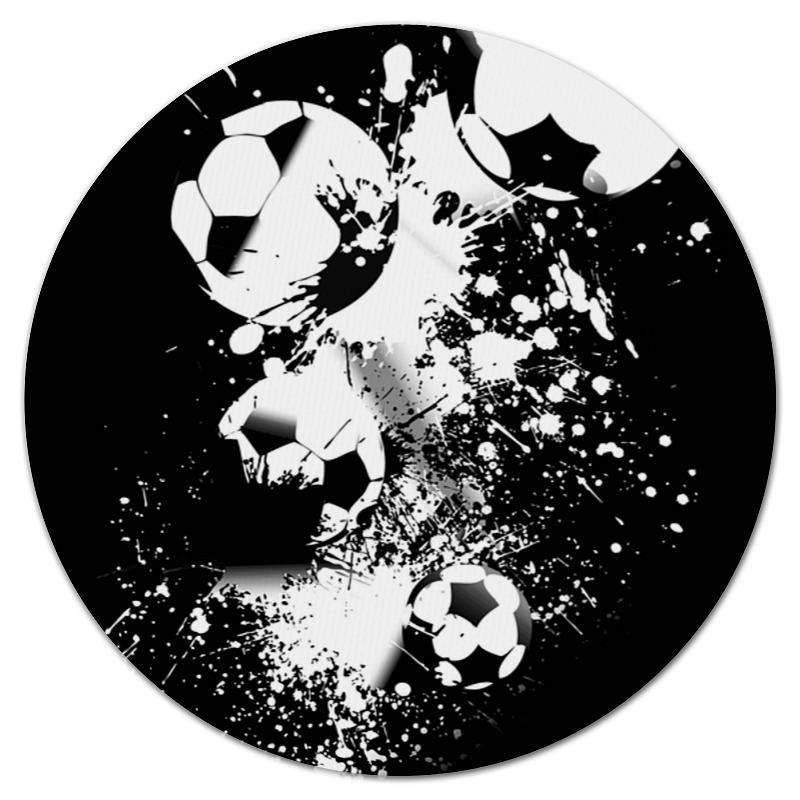 Коврик для мышки (круглый) Printio Мячики