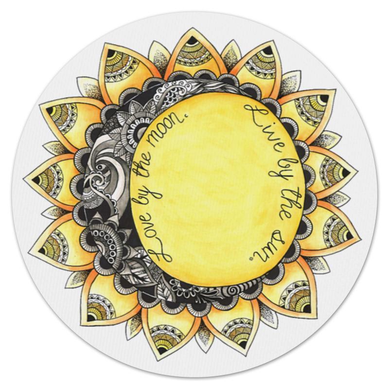 лучшая цена Printio Love by the moon. live by the sun