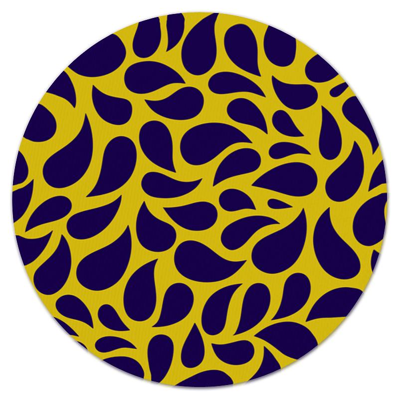 Коврик для мышки (круглый) Printio Капли ципромед 0 3% 10мл ушные капли