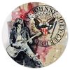 """Коврик для мышки (круглый) """"Ramones"""" - punk rock, панк-рок, ramones, рамоунз"""