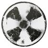 "Коврик для мышки (круглый) ""Логотип гранж"" - сталкер, тёмная душа, stalker, гранж"