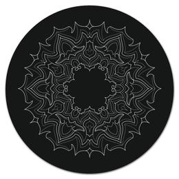 "Коврик для мышки (круглый) ""Mandala"" - арт, мандала"