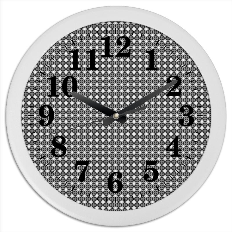 Часы круглые из пластика Printio Valentine часы круглые из пластика printio день победы
