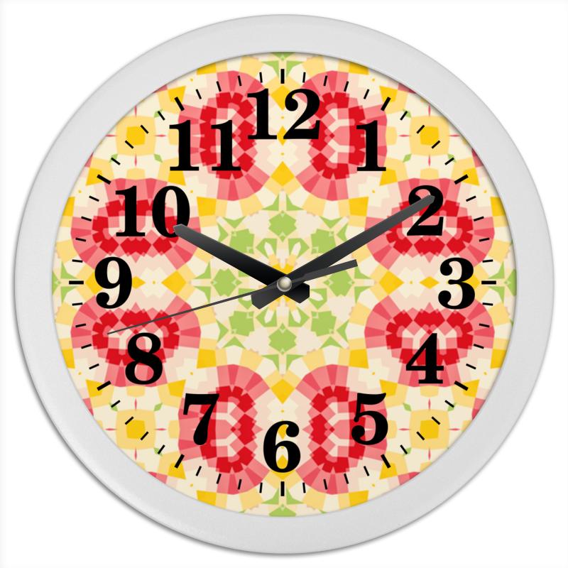 Часы круглые из пластика Printio Retouched часы круглые из пластика printio день победы