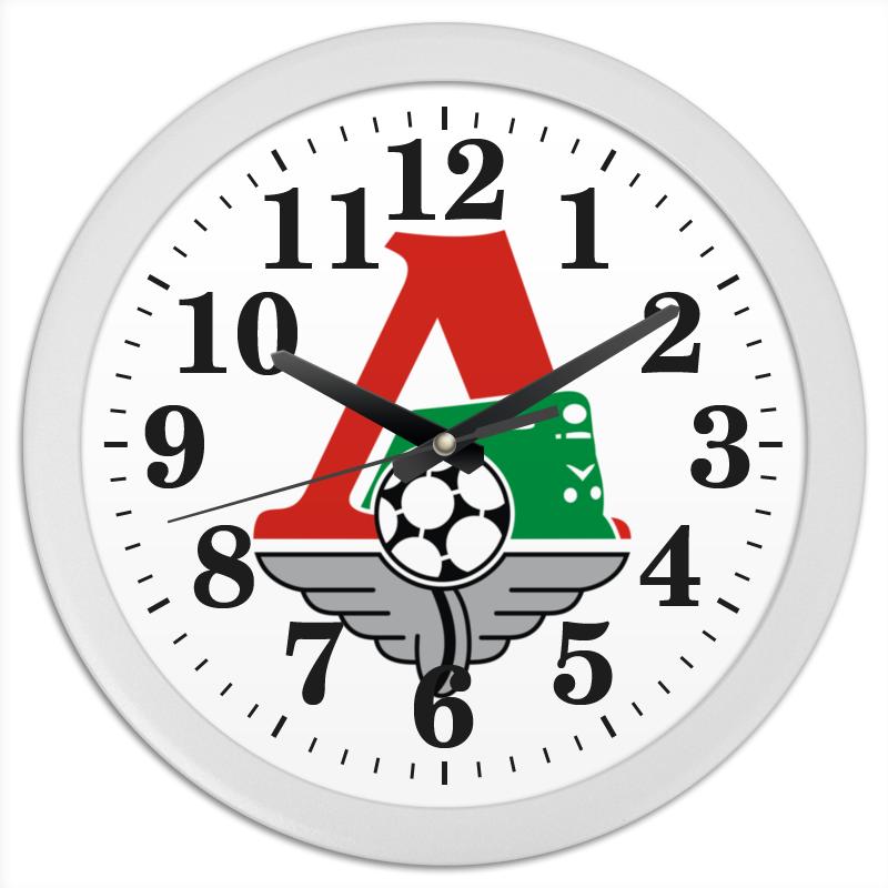 Часы круглые из пластика Printio Локомотив часы круглые из пластика printio анютины глазки