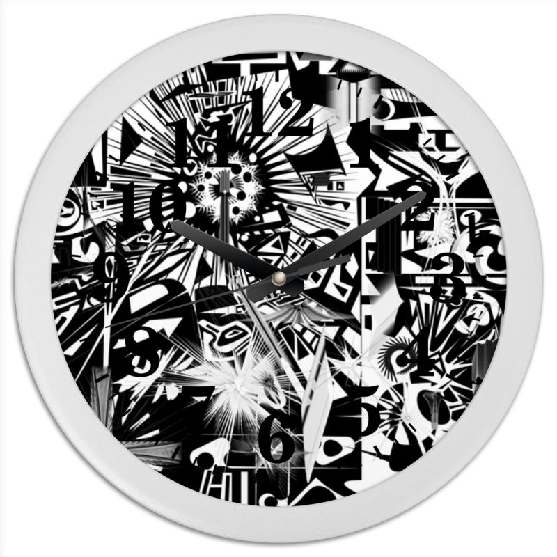 Часы круглые из пластика Printio С яблоком часы круглые из пластика printio котенок в кружке