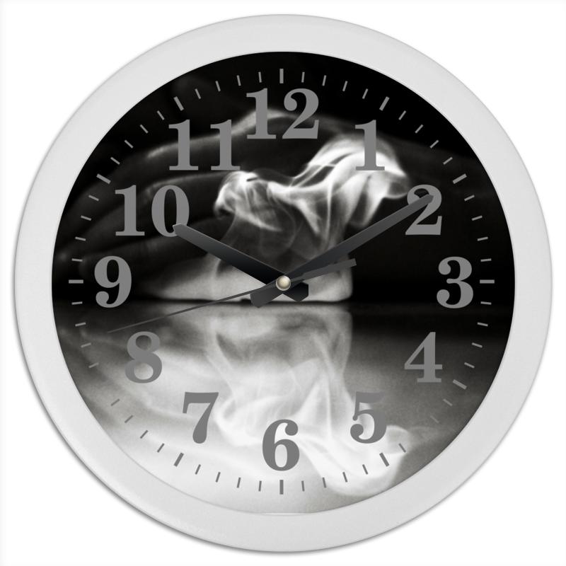 Часы круглые из пластика Printio Пасть дракона federici spaghetti спагетти 500 г