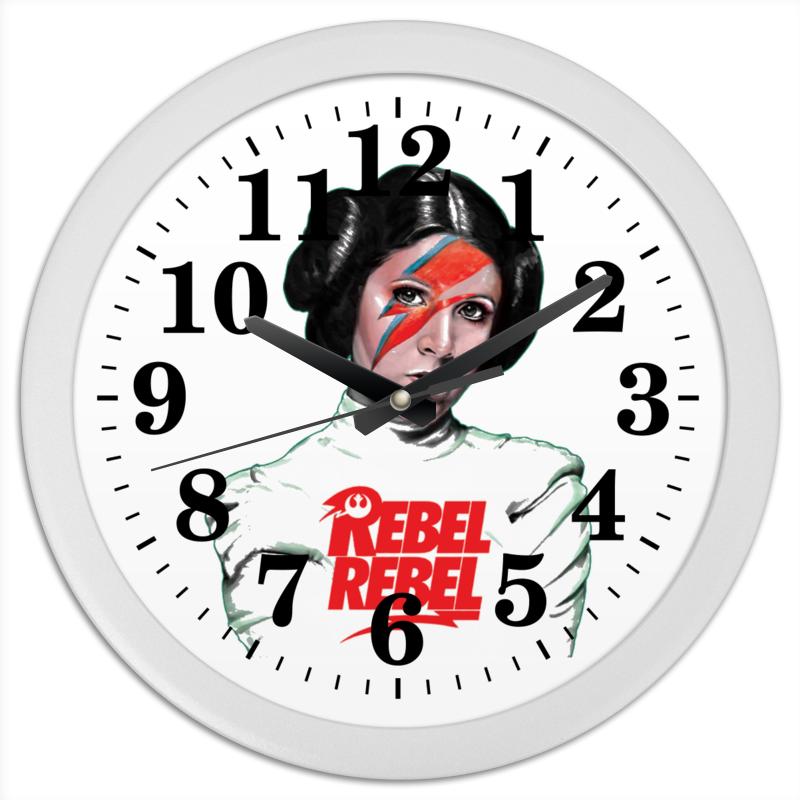 Часы круглые из пластика Printio Лея органа часы круглые из пластика printio преподобная лея