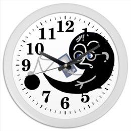 """Часы круглые из пластика """"Как хорошо уметь читать"""" - арт, знания, чтение, новости, как хорошо уметь читать"""