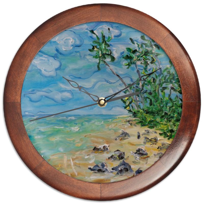 Часы круглые из дерева Printio Шри ланка часы круглые из дерева printio шри ланка