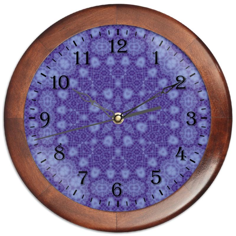 Часы круглые из дерева Printio After rain часы круглые из дерева printio для салона красоты
