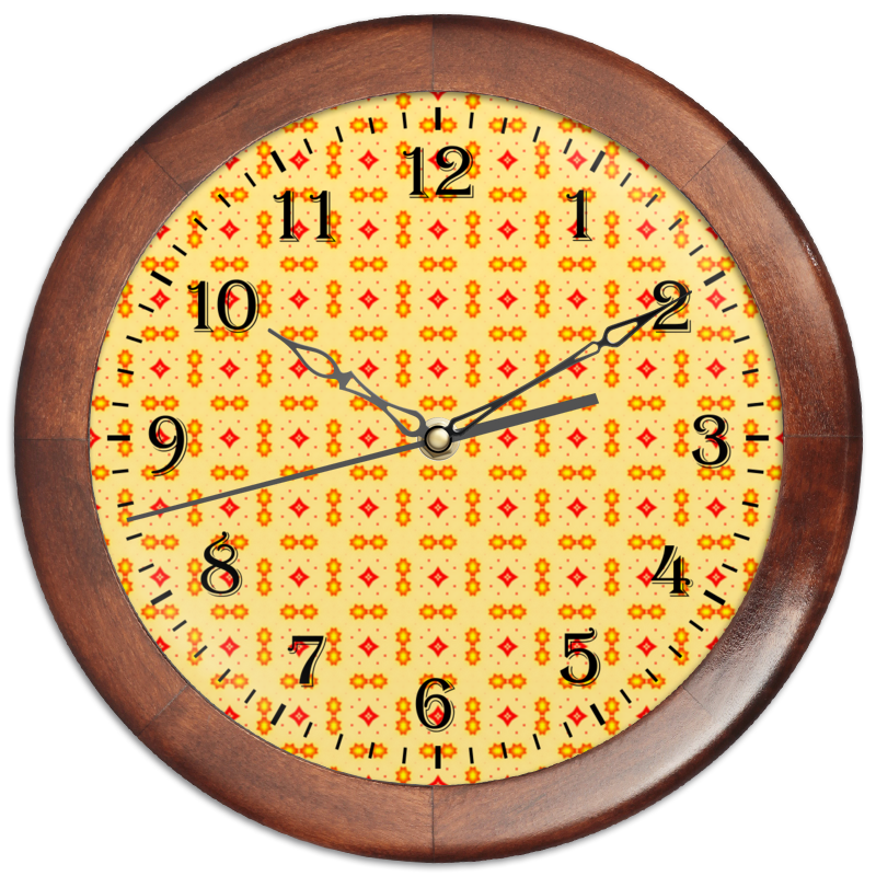 Часы круглые из дерева Printio Haiku часы круглые из дерева printio трус балбес бывалый 2