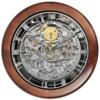 """Часы круглые из дерева """"стрелки"""" - механизм, будильник, часовой, часовщик"""