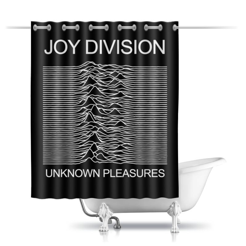 Шторы в ванную Printio Joy division