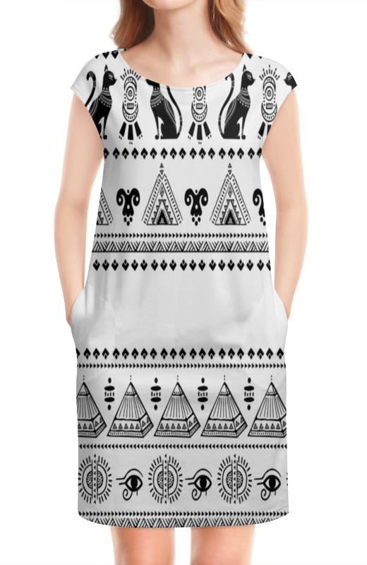 Платье без рукавов Printio Египет египет путеводитель выпуск 328