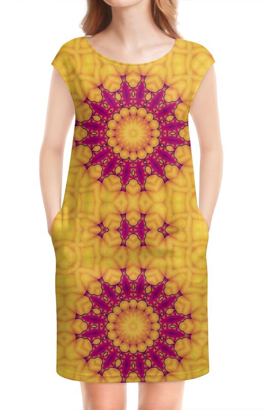 Платье без рукавов Printio Helicologie фартук printio helicologie