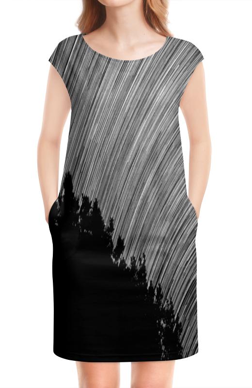 Платье без рукавов Printio Эскиз