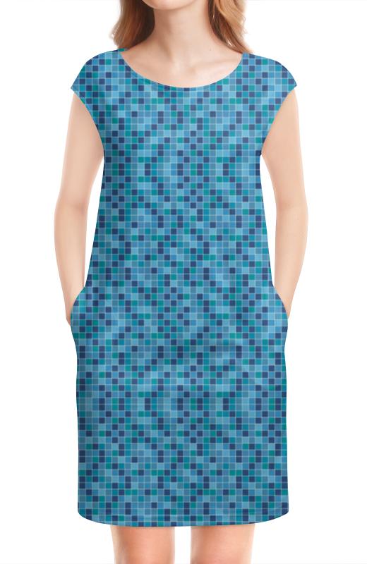 Платье без рукавов Printio Мозайка мозайка hr 3 6