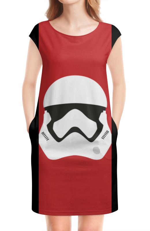 Платье без рукавов Printio Star wars stormtrooper / звездные войны штурмовик star wars stormtrooper b3838