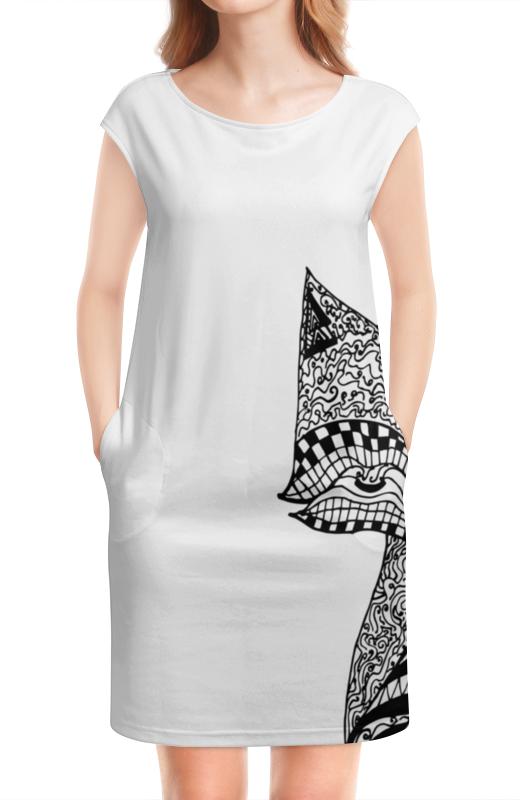 Платье без рукавов Printio Animals