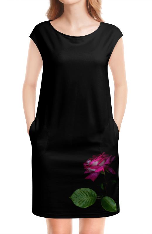 Платье без рукавов Printio Ночное рандеву