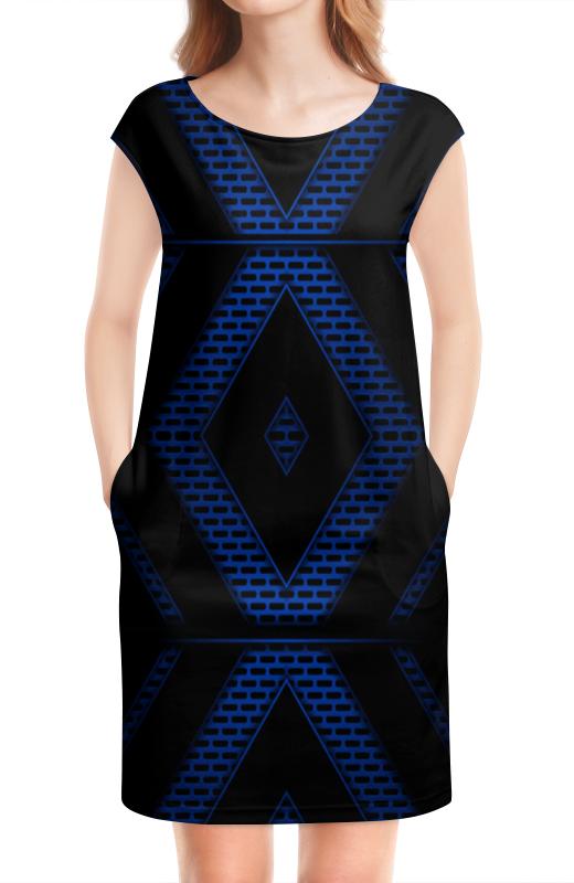 цены на Платье без рукавов Printio Графический узор в интернет-магазинах