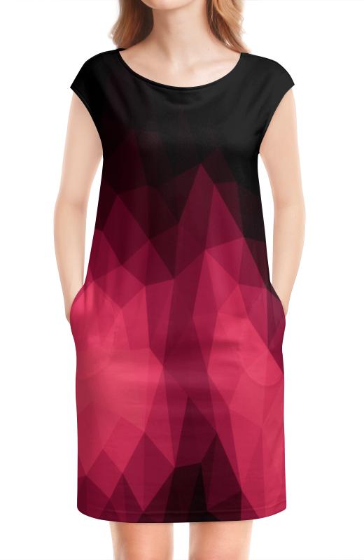цены на Платье без рукавов Printio Объемный узор в интернет-магазинах