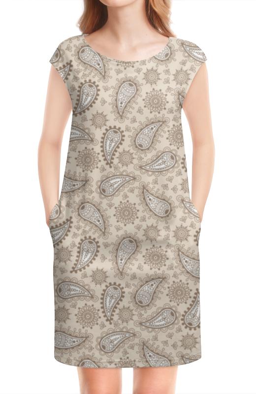 Платье без рукавов Printio индийский огурец мария колпакова капризный огурец как вырастить без ошибок 50 шагов к успеху