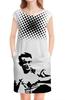"""Платье без рукавов """"Джеймс Дин James Dean"""" - стиль, ретро, кино, джеймс дин, james dean"""