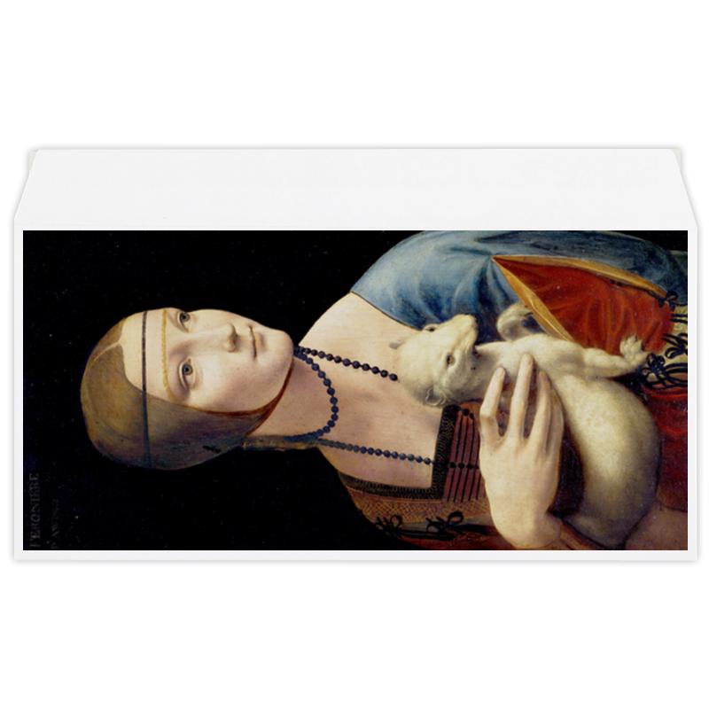 Printio Дама с горностаем (леонардо да винчи) скульптура леонардо да винчи