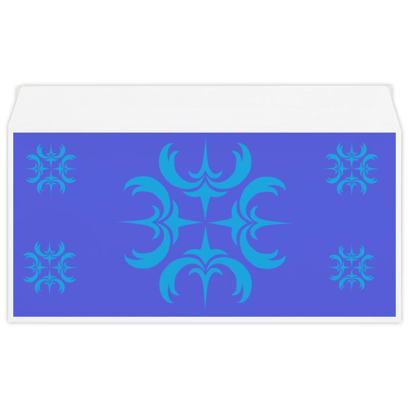 Конверт маленький Евро Е65 Printio Зимний вечер зимний конверт little trek бордо