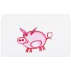 """Конверт маленький """"Евро"""" Е65 """"Розовый поросенок"""" - арт, счастье, малыш, свин, розовый поросенок"""