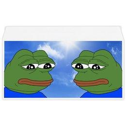 """Конверт маленький """"Евро"""" Е65 """"SAD FROG"""" - мем, meme, грустная лягушка, sad frog"""