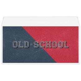 "Конверт маленький ""Евро"" Е65 ""Old School Style"" - арт, style, стиль, олд скул, old school"