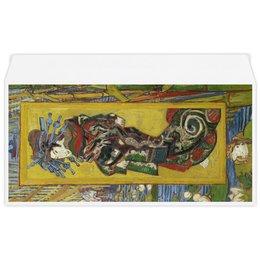 "Конверт маленький ""Евро"" Е65 ""Куртизанка (Винсент Ван Гог)"" - картина, ван гог"